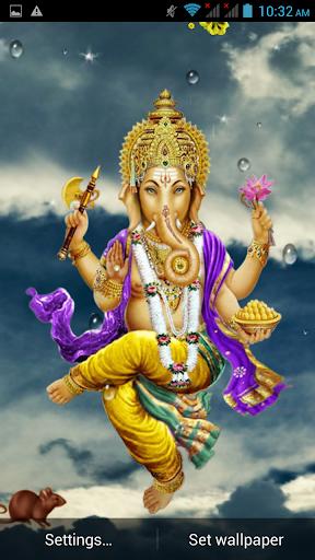 Ganapathi Live Wallpaper
