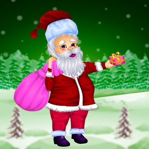 christmas santa dressup 3.0.0 screenshots 4