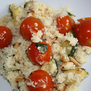 Couscous Salad.