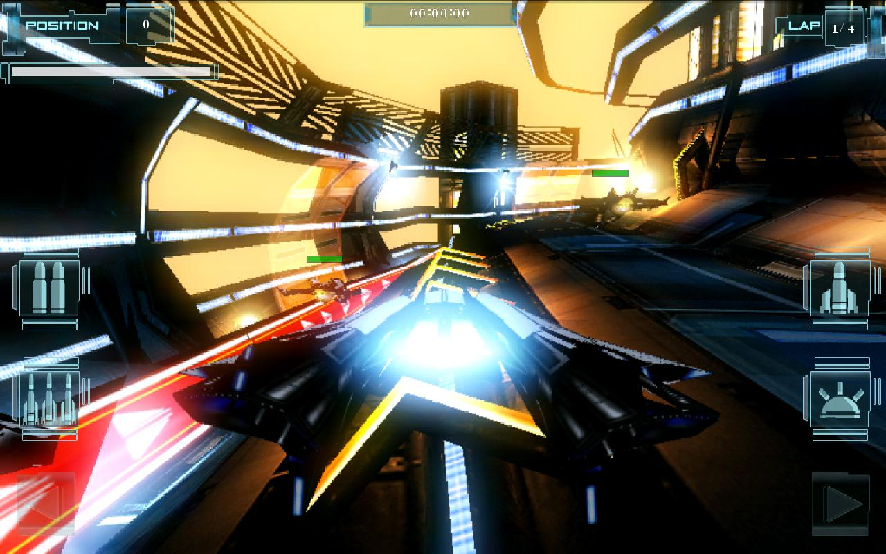 T-Racer HD - screenshot