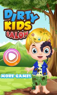 臟小孩化妝遊戲