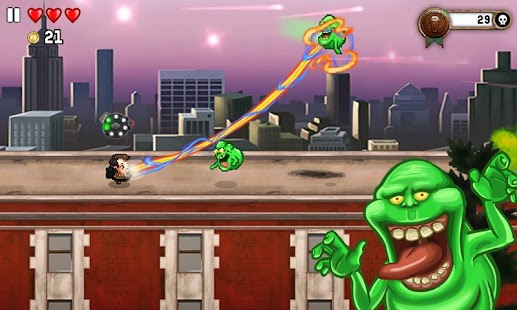 Monster Dash Screenshot 3