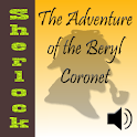 Adventure of the Beryl Coronet logo