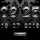 SIRLING Digital Clock Widget icon