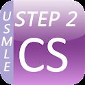 USMLE Step 2 CS Compaq logo