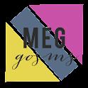 Meg Go SMS icon