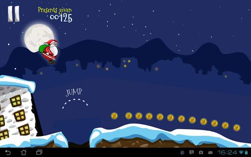 Run Santa Run - Vacations - screenshot