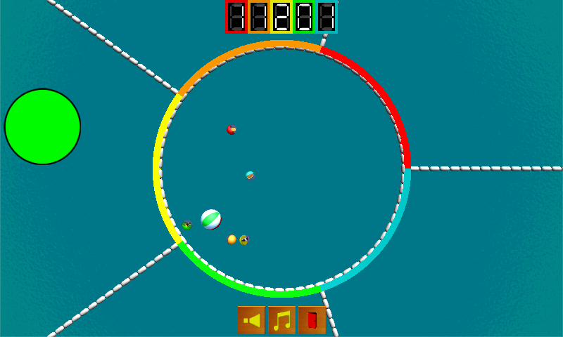 Hamsterball Sports- screenshot