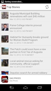WFXG Fox54 Local News - screenshot thumbnail