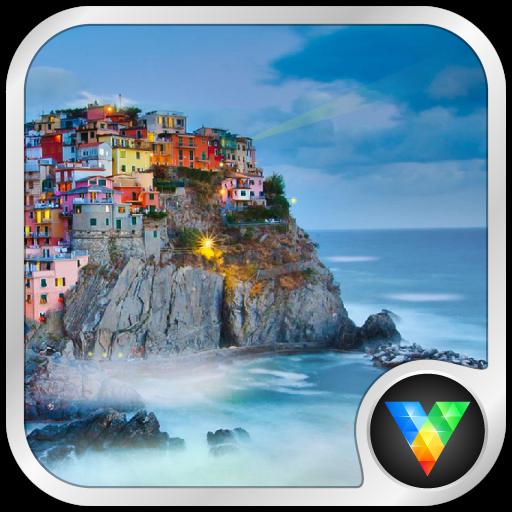 海市蜃楼动态锁屏壁纸 個人化 App LOGO-APP試玩