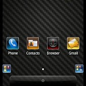 aHome/Open Home HD2 Theme