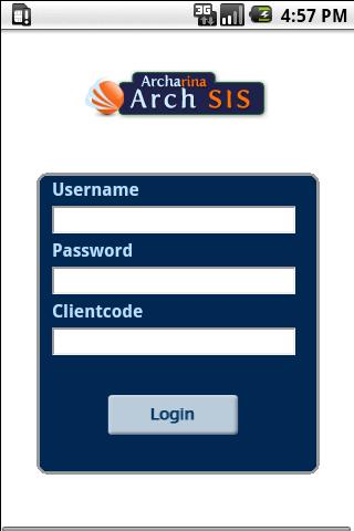 Student Information System - screenshot