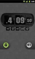 Screenshot of 3D Animated Flip Clock PRO