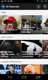 LinkedIn Pulse Screenshot 1