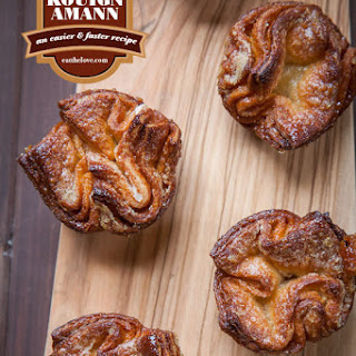 Kouign Amann Recipe, the easy and fast way.
