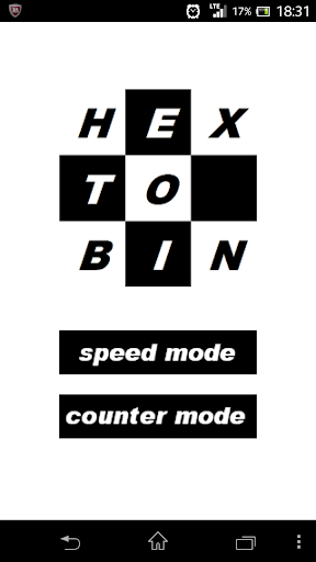 HexToBin