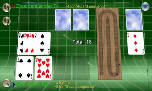 Cribbage Forever - screenshot thumbnail