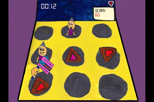 【免費教育App】Whack-a-Haman-APP點子