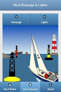 IALA Buoyage & Lights at Sea - screenshot thumbnail