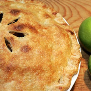 Mile-High Apple Pie.