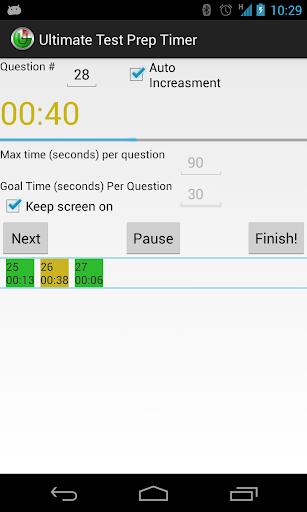 Ultimate Test Prep Timer-NoAds
