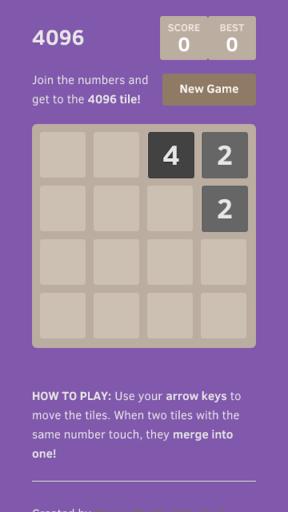 4096 El juego