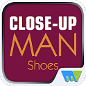 Close-Up Man Shoes icon