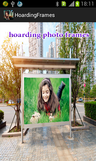 Beautiful Hoarding Frames