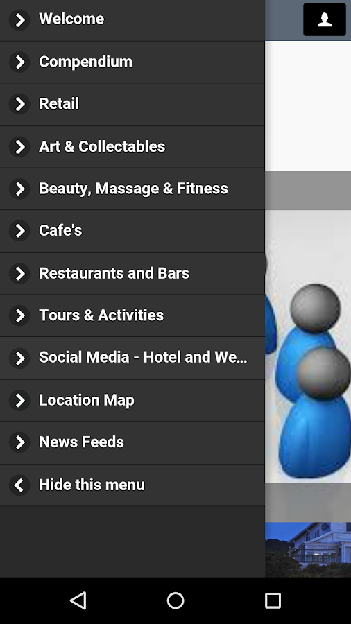 ohtel. your space. our place.- screenshot