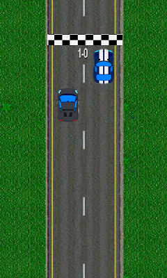 Finger Car Race - screenshot