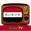 Iraq TV icon