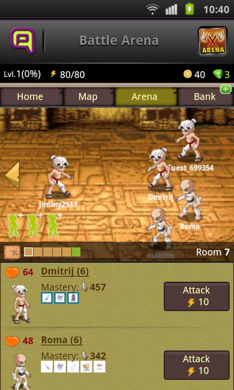 qeep Games Pack - screenshot