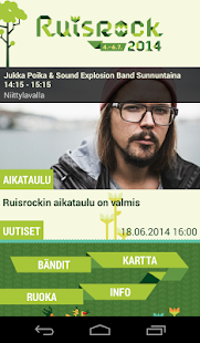Ruisrock 2014 - screenshot thumbnail