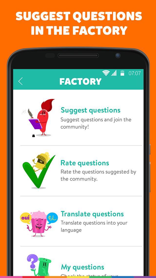 Trivia Crack (Ad free) screenshot #7