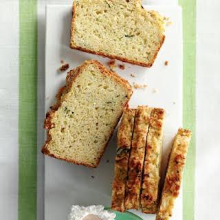 Zucchini-Parmesan Loaf.