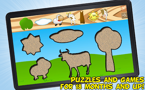 Barnyard Games For Kids - screenshot thumbnail