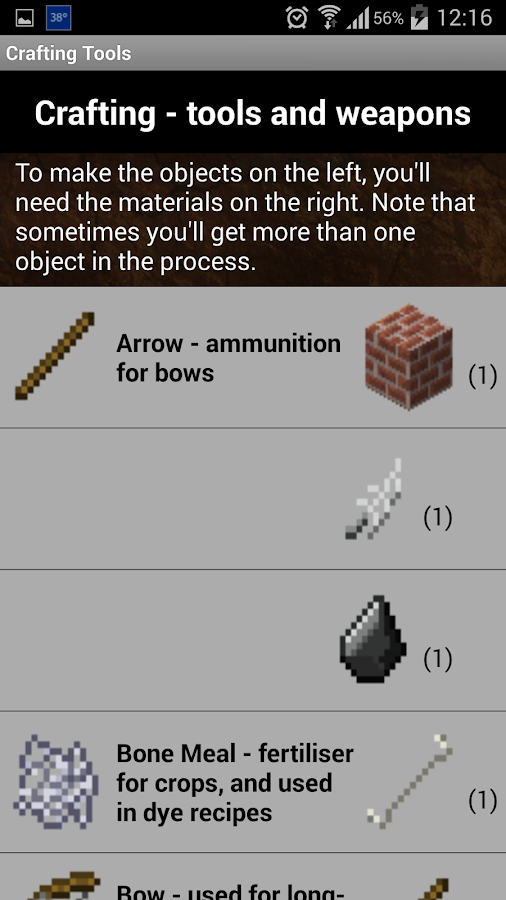 Cheats for Minecraft- screenshot