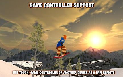 Crazy Snowboard Pro Screenshot 3