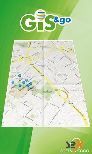 GIS GO - GPS measure area