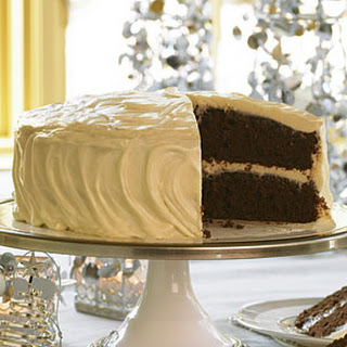 White Chocolate Frosting.
