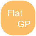 Flat Gp - Icon Pack FREE icon