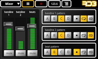 Screenshot of RD3 - Groovebox