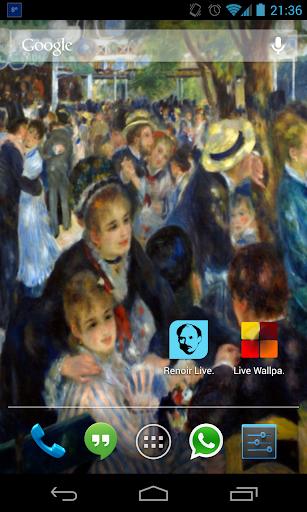 Renoir Live Wallpaper