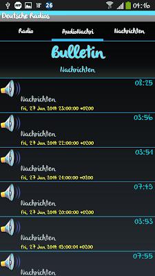Deutsche Radios(German Radios) - screenshot
