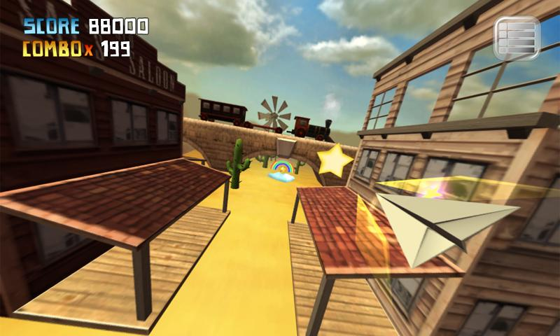 My Paper Plane 3 (3D) Lite- screenshot