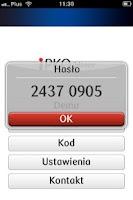 Screenshot of Token iPKO biznes