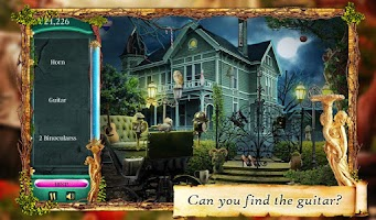 Screenshot of Hidden Object World of Wonders