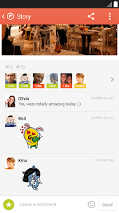 KakaoStory - screenshot thumbnail