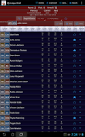 Screenshot of Fantasy Football Draft Magnate