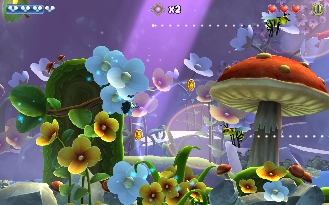 Shiny The Firefly- screenshot